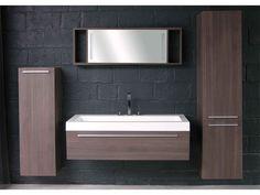 Badkamermeubel jack wit dubbel meer modellen in onze showroom in ninove http www - Badkamer modellen ...