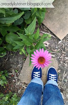 A Ready Listener: Five simple ways to create space for your soul