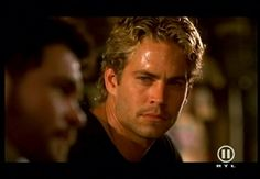 Paul Walker...The Fast & The Furious