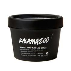 Kalamazoo Beard and Facial Wash: Keep things bright and bushy with this creamy wash for furry faces.