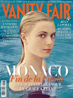 Grace Kelly  | Vanity Fair Spain July 2010