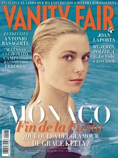 Grace Kelly  | Vanity Fair Spain July 2010