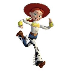 Toy Story - Jessie Peel and Stick Giant Wall Decals - RMK1432GM