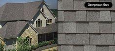 Shingle Roof: certainteed landmark georgetown grey   WILLIAMS ...