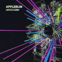Appleblim - Life in a Laser. Urban Music, Band Camp, Free In, Dubstep, Debut Album, Electronic Music, Life, Presents, Skull