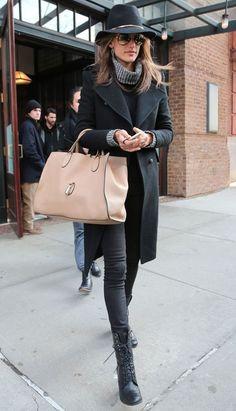 Alessandra-Ambrosio-Style-Boots-Coat-Bag