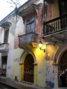 LA CALLE DE OLVIDO. CARTAGENA. WWW.RAPHAELPUELLO.COM/FOTOGRAFÍA/URBANA