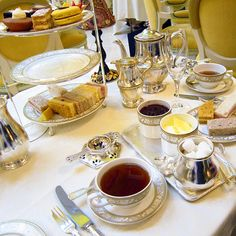 Yes, I could enjoy High Tea within The Ritz London ....Whoops, there goes my Man Card again, but being here with you it's worth losing.