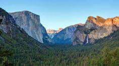 Yosemite Ulusal Parkı 4K Duvar Kağıtları