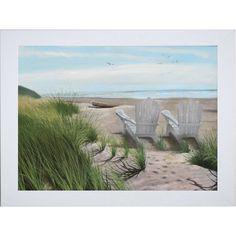 <li>Artist:+Julie+Peterson</li><li>Title:+Perfect+Spot+On+The+Beach</li><li>Product+type:+Embellished</li>