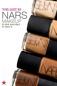 Calling all NARS-issists! You can now shop the iconic beauty brand at macys.com and grab your favorite NARS beauty products like bold lip colors and incredible foundation. Click to shop at Macy's.