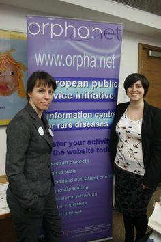 Orphanet Delegates Rare Disease, March 2014, Trials, Clinic, Public
