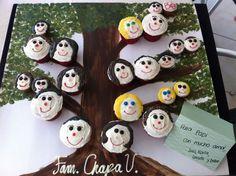 Cupcake family tree
