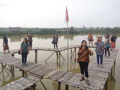 Wisata Religi Kristen Katholik Jogjakarta Yogyakarta & Jawa Tengah: Wisata Baru & Kreatif Layak Selfie Hutan Mangrove ...
