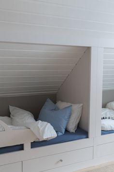 Attic Bed, Attic Conversion, Bunk Beds, Kids Room, Loft, Furniture, Small Bedrooms, Design, Home Decor