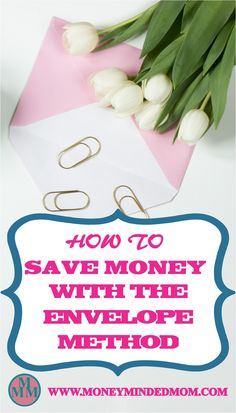 Save Money With The Envelope Method~Do want and easy way to save money? Learn how to easily save money with the envelope method. Click through to see how the envelope method could save you money too!!
