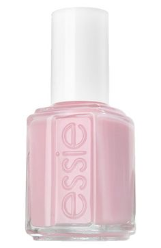 newest fave: pop art pink, one coat=perfect pale pink