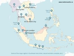 ions about where to go in Southeast Asia, and how to plan a trip that will fit a certain schedule. In this post I'll share my recommendations, focusing especially on the popular mainland of Southeast Asia (including the four 'core' countries of Thailand, Laos, Cambodia and Vietnam).