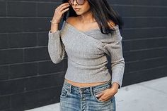 SLOUCHY CHIC