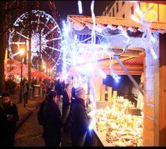Brussels Christmas Market.