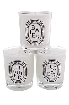 diptyque Votive Candle Set available at #Nordstrom