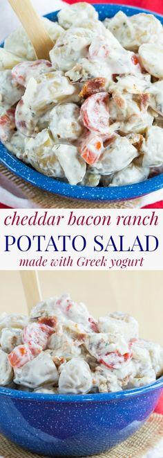 Cheddar Bacon Ranch