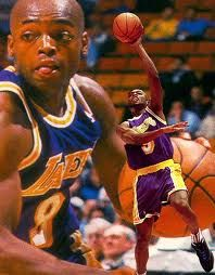 Nick Van Exel one of my favorite lakers and at the time one of the players that turned me into a Lakers fan..thats before Kobe and Shaq dude was a straight up baller