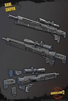 borderlands machine gun magazine