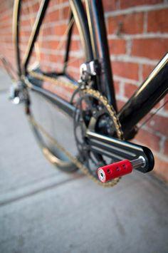 Worlds Lightest Bike - pedals