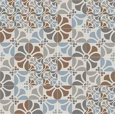 Textures Texture seamless | Patchwork tile texture seamless 16615 | Textures - ARCHITECTURE - TILES INTERIOR - Ornate tiles - Patchwork | Sketchuptexture