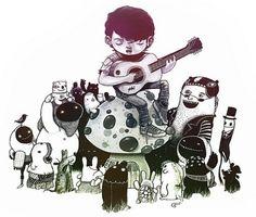 Ilustração de Rogério Puhl