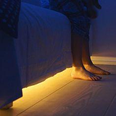 i-light Motion Sensing LED Bed Lights Bedroom Baby