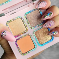 Pink Palette @cassydaraiche