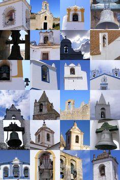 church bells in Alentejo #Portugal