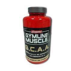 Enervit Gymline Muscle BCAA 95% 300 Compresse a soli 28,45€