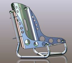 Simple Bomber Seat Plans Volksrod Pinterest Rats