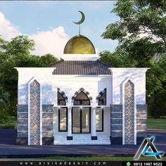 Berikut adalah desain masjid request dari klien kami yaitu Bapak Mur yang berlokasi di Pekalongan. #masjidunik #jasadesain #jasaarsitek #arsitekjakarta #desainmasjid #desainmushola #masjid #mushola #musholla #desainmusholla #mosque #mosquedesign #friyay #friday #arsitekturmasjid #interiormasjid #arsitekturbangunan #architecture #architect #arsikadesain #desainbangunan #desain3d #jasaarsitek #arsitekindonesia #arsitekbali #arsitekbogor #arsitektangerang #arsitekbekasi #arsitekonline… Gazebo, Taj Mahal, Bali, Outdoor Structures, Mansions, House Styles, Wallpaper, Building, Home Decor