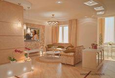 A nappali központi szerepet tölt be életünkben,számos funkcióval,de egyetlen helyen, összhangban e hely szellemével. A nappali a forma...