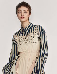 Publication: Vogue Russia April 2017 Model: Lera Abova Photographer: Nicolas Kantor Fashion Editor: Olga Dunina Hair: Mike Desir Make Up: Manu Kopp