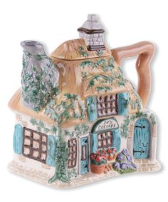 Take a look at this Ivy Cottage Teapot today!