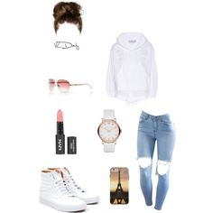 Bomb by sneakerhead1500 on Polyvore featuring polyvore, fashion, style, adidas, Vans, MARC BY MARC JACOBS and River Island