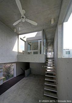 南烏山の二世帯住宅|HouseNote(ハウスノート)