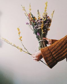 Flowers and Feelings / Songwriter and crybaby My Flower, Flower Power, Nothing But Flowers, Hand Photography, Plants Are Friends, Spring Awakening, Peeling Potatoes, Autumn Inspiration, Plant Hanger