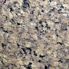 MERRY GOLD. Tight grained specks of black, biege and light brown. Beautiful granite color available at Knoxville's Stone Interiors. Showroom located at 3900 Middlebrook Pike, Knoxville, TN. www.knoxstoneinteriors.com. FREE Estimates available, call 865-971-5800.