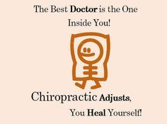 When the body functions better from a chiropractic adjustment guess what else it can do better? It can HEAL better. Chiropractic Assistant, Chiropractic Quotes, Chiropractic Center, Doctor Of Chiropractic, Chiropractic Office, Chiropractic Adjustment, Family Chiropractic, Chiropractic Wellness, Chiropractic Benefits