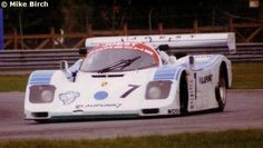 RSC Photo Gallery - World Sports Prototype Championship Montreal 1990 - Porsche 962 no.7 - Racing Sports Cars