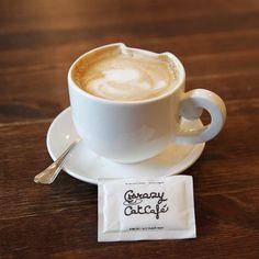 cappuccino con la crazy cup