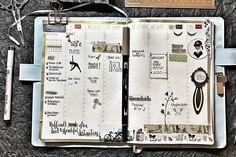 Hobonichi - Woche - Sketchnotes by Diana
