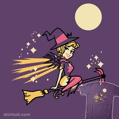 Healing Witch | Shirtoid #bewitched #gaming #jaimeugarte #mercy #overwatch #videogame
