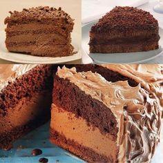 As 3 Receitas de Mousse de Chocolate Para Recheio de Bolo são receitas exclusivas da chef Bia Melo para você fazer na sua casa. Você não pode perder!